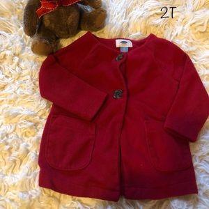 Old navy toddler coat 2t
